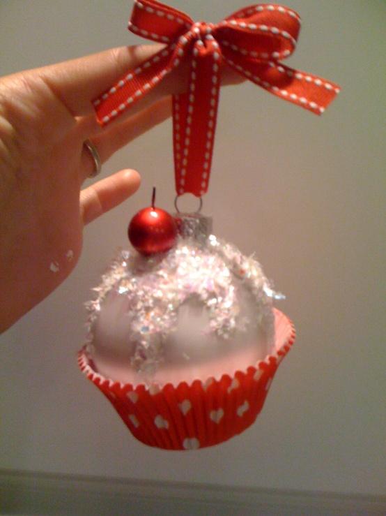 cupcake christmas