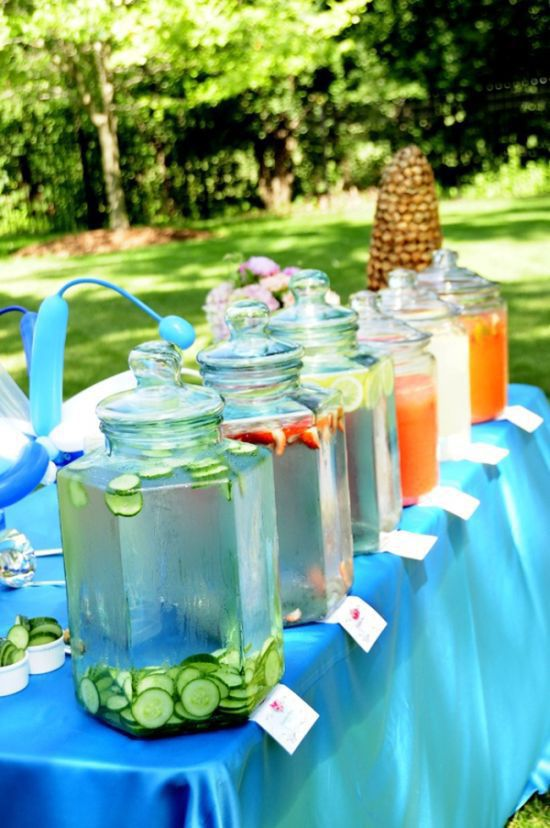 creative drink stations  (28)