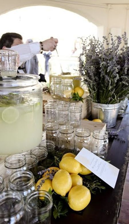 creative drink stations  (29)