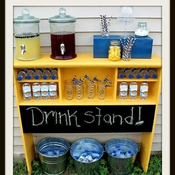 creative drink stations  (3)
