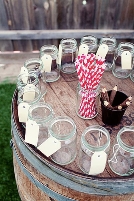 creative drink stations  (33)