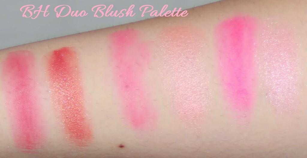 bh duo blush palette