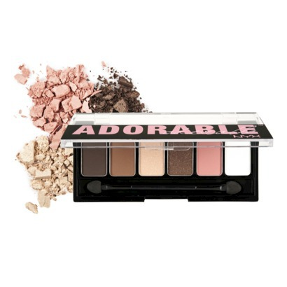 NYX Eye Shadow Adorable Pallette