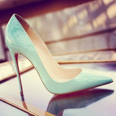 Ombre Pointy Pumps