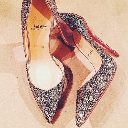 Blingy Pumps