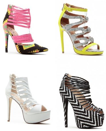 Which Pumps Would You Rock