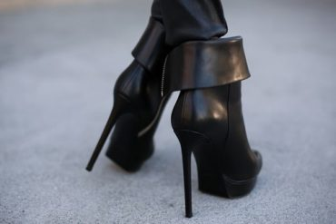 Fold Over Pumps