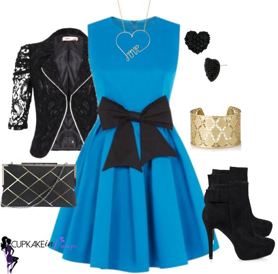Love Bow Dress