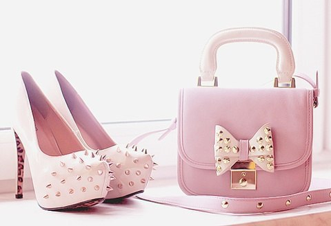 Dream Shoes And Bag