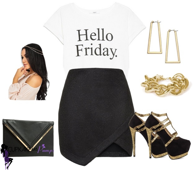 Hello Friday Outfit Idea