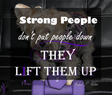 Strong People Lift