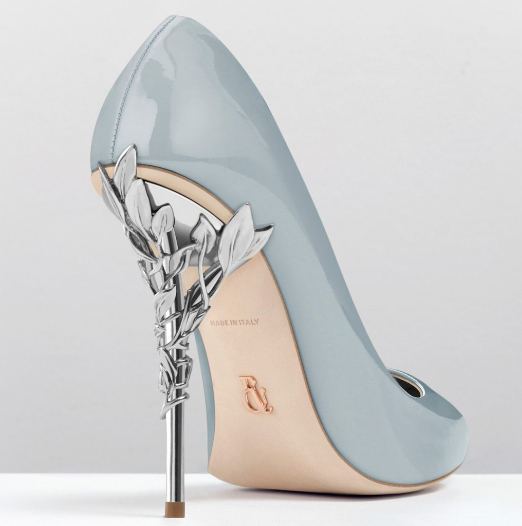 Fairytale Pumps Blue (1)