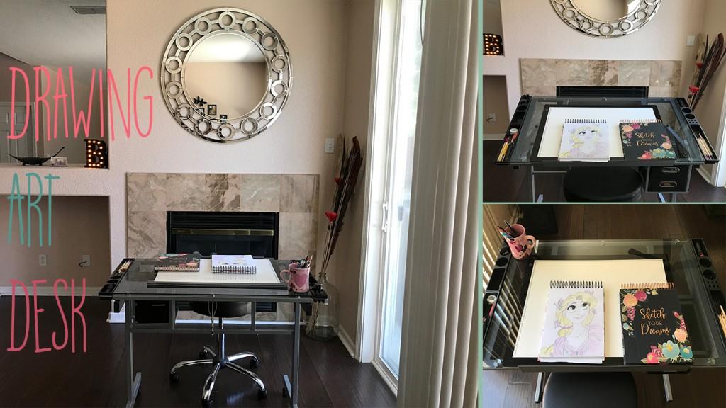 Drawing Art Desk